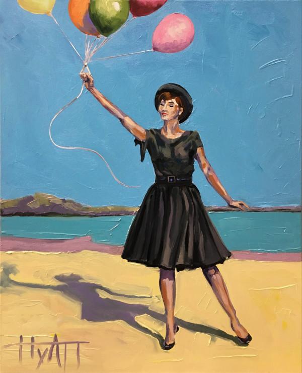 Ballons Dans le Vent by Prairie Project