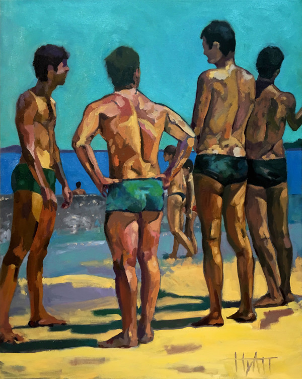 Boys of Summer by Prairie Project