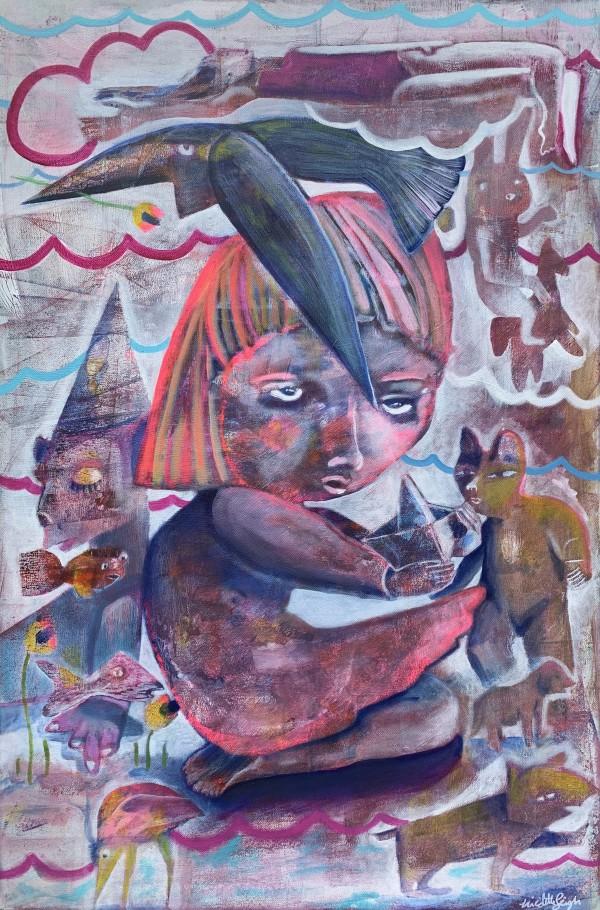 Anthropocene Dream by Nicolette Leigh Yates