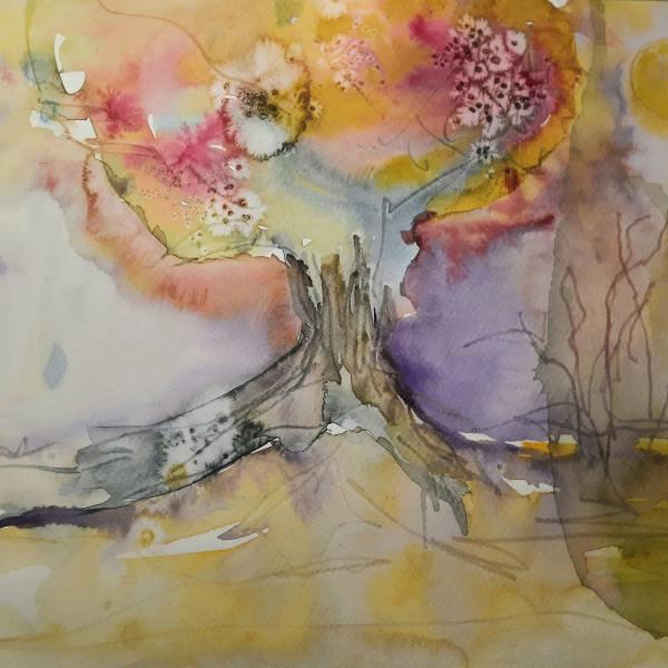 Arbre de vie by Danielle Doucet