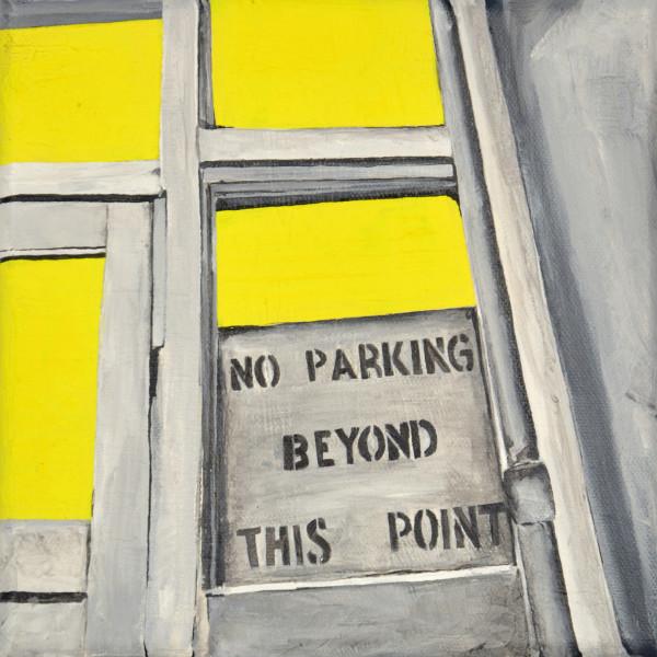 Charter House x Hansa Yellow Light by Wendy Sharpe