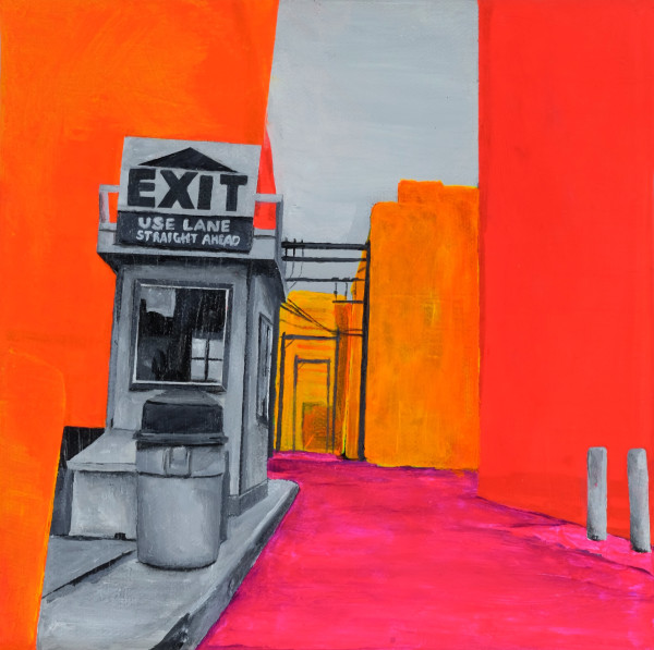 Exit by Wendy Sharpe