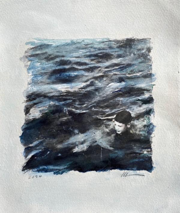 Keep Swimming by Krista Machovina