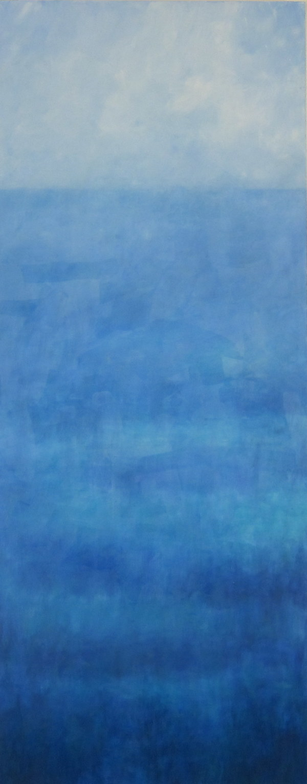 Sea Sky Series: Disappearing Horizon by Krista Machovina