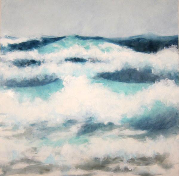Sea Sky Series: Churn by Krista Machovina