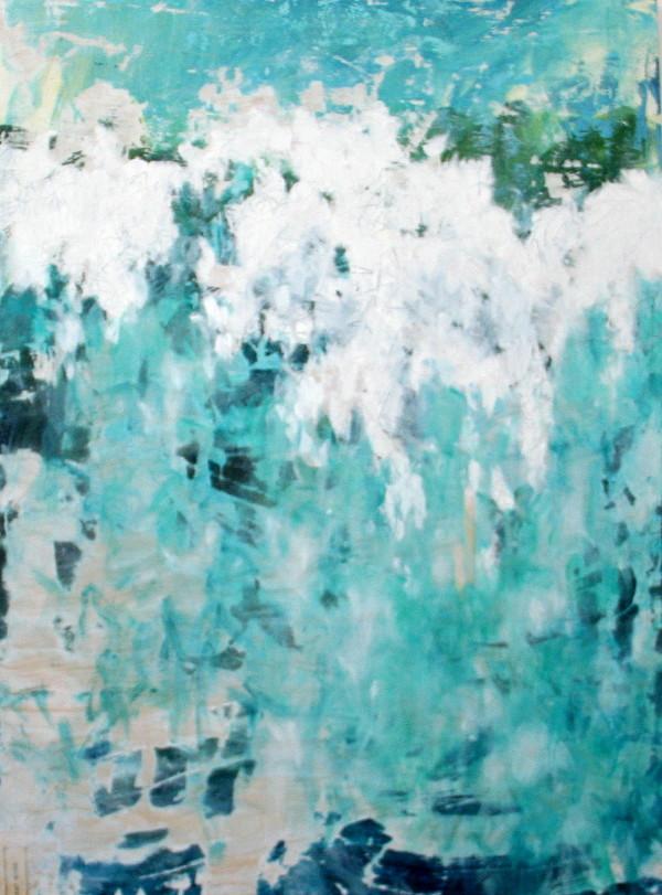Deluge Series: West Wind by Krista Machovina