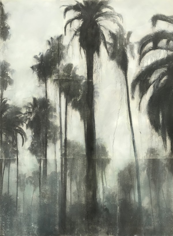 Near and Distant Shores: Palms by Krista Machovina