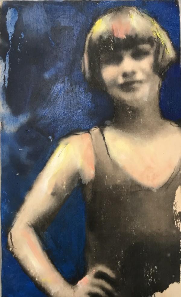 Near and Distant Shores: Blue Attitude by Krista Machovina
