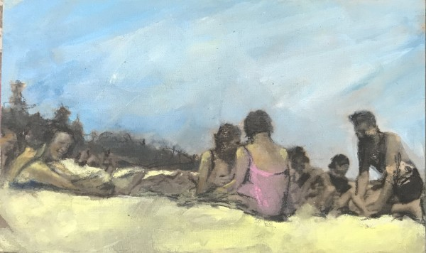 Near and Distant Shores: With Friends by Krista Machovina