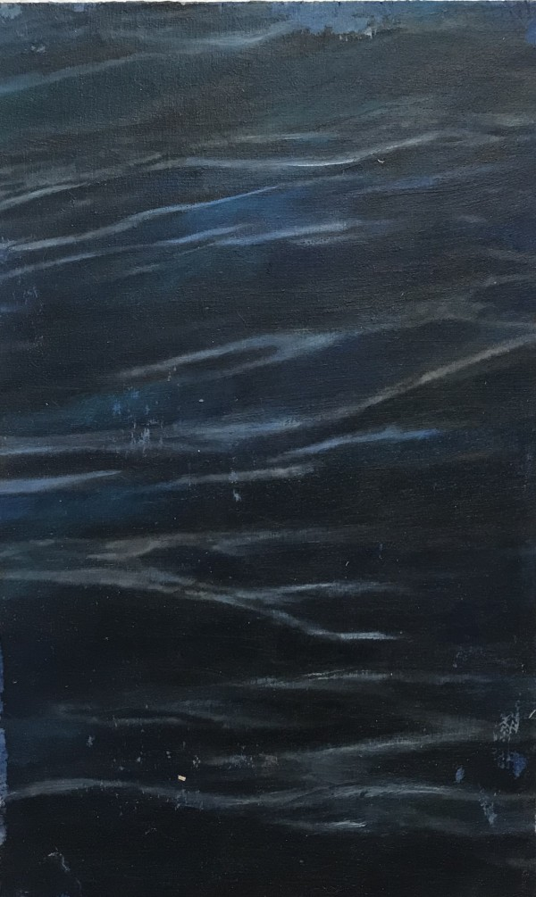 Near and Distant Shores: Night Waters by Krista Machovina