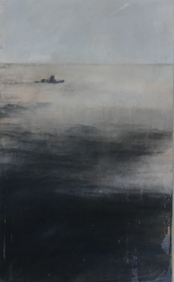Near and Distant Shores:  Solo by Krista Machovina