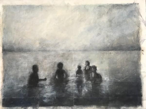 Wading by Krista Machovina