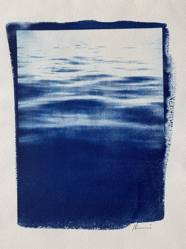 Calm Waters by Krista Machovina
