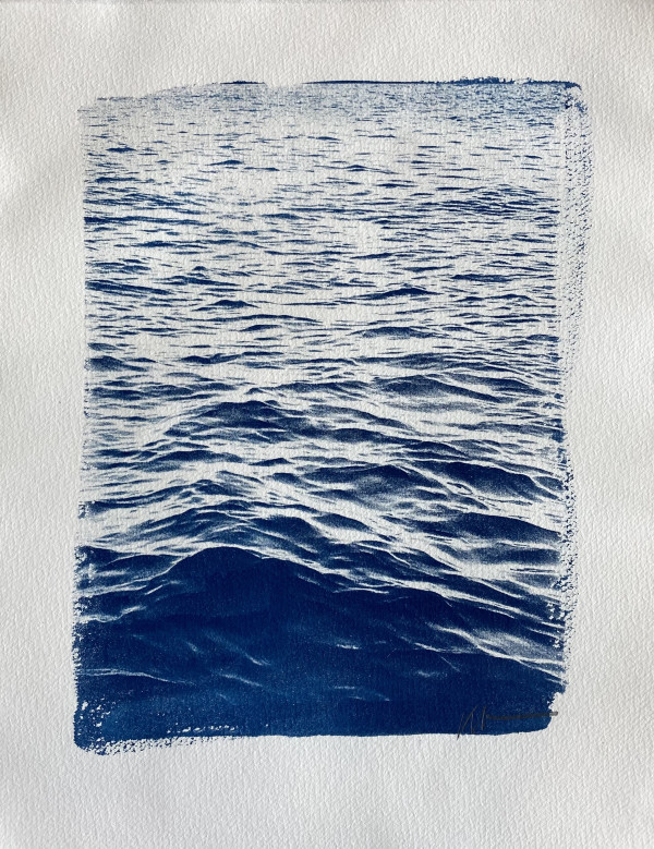 Wave Upon Wave by Krista Machovina