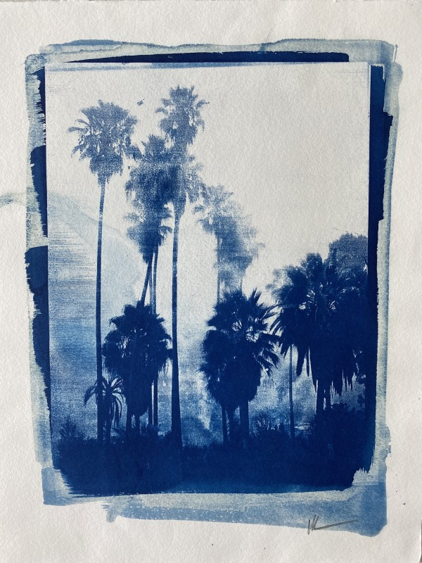 Palms by Krista Machovina