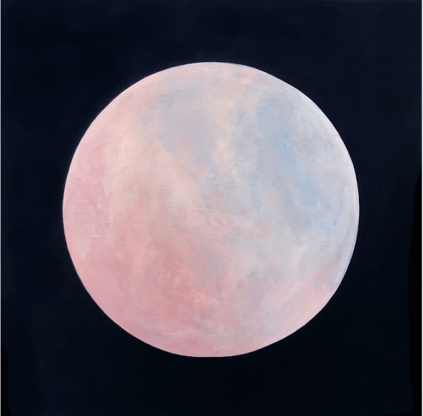 Toasted Moon by rebecca chaperon