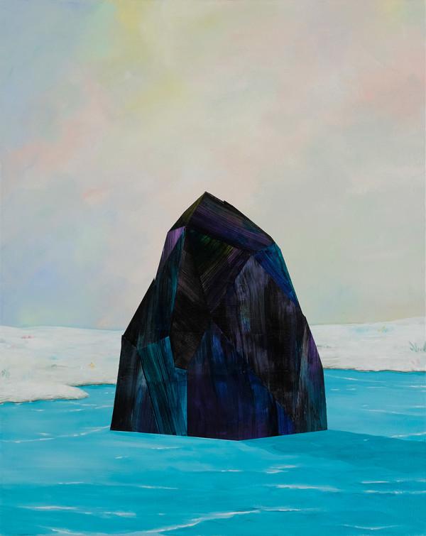 Black Iceberg by rebecca chaperon
