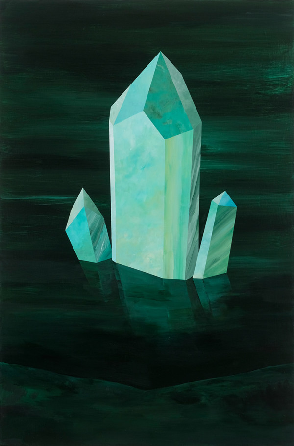 Crystal Waters by rebecca chaperon