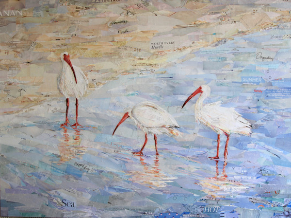By the Sea by Gina Torkos