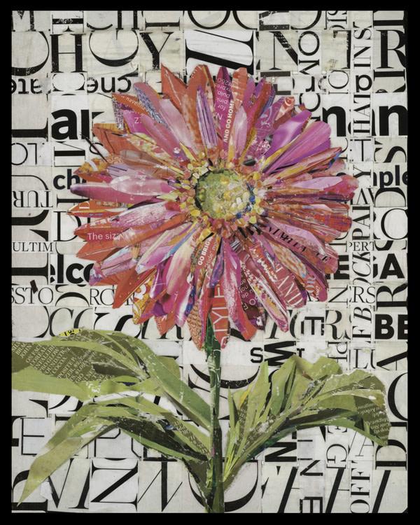 Gerbera Daisy by Gina Torkos