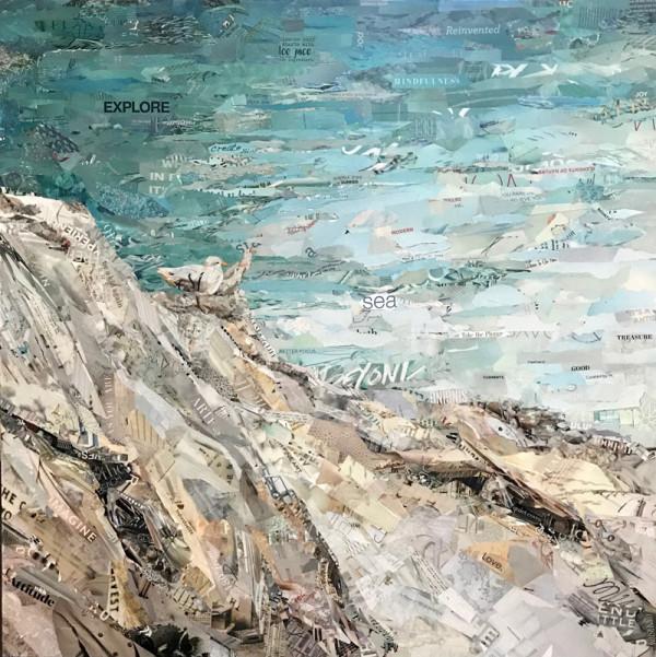 Gull Rocks by Gina Torkos