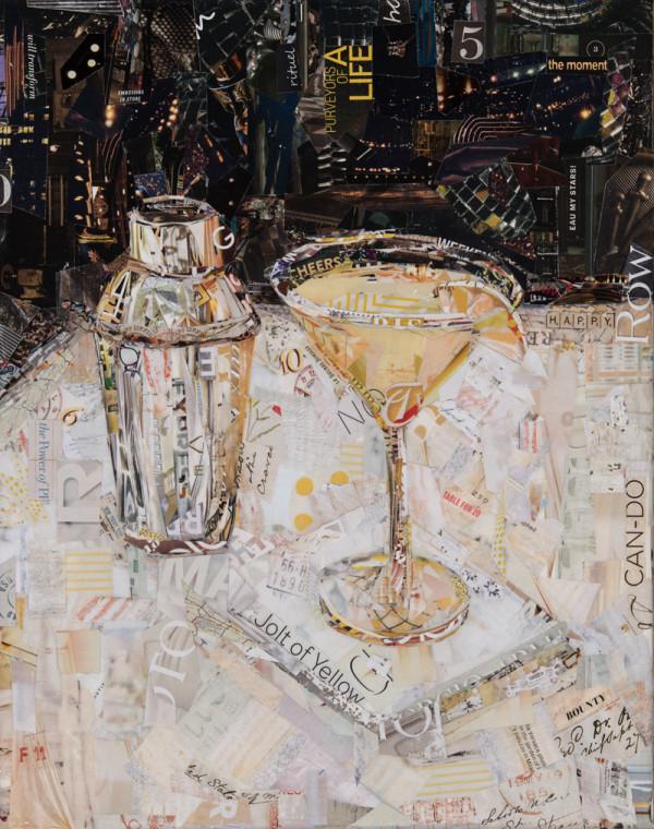 Lemon Drop Martini by Gina Torkos