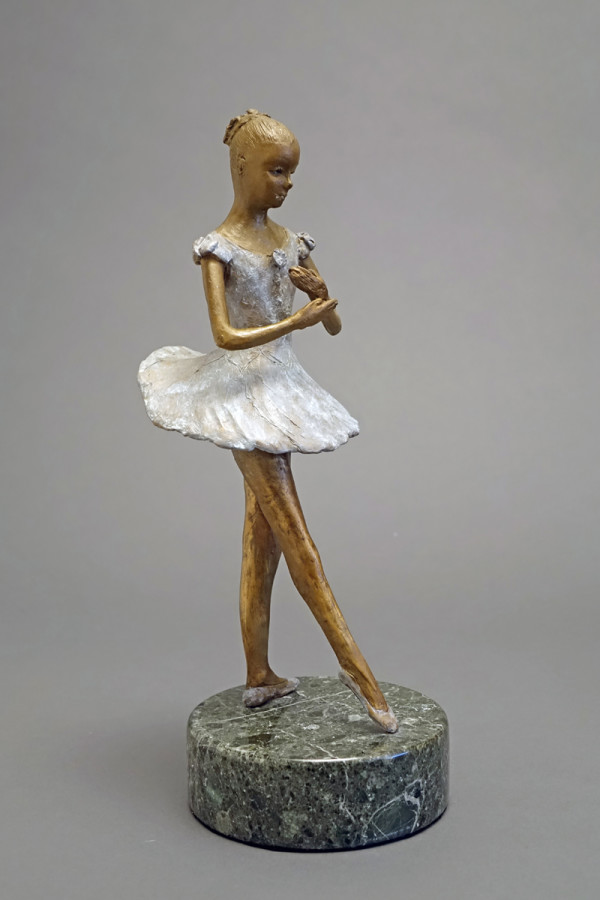 Little Ballerina by Cathy Ferrell