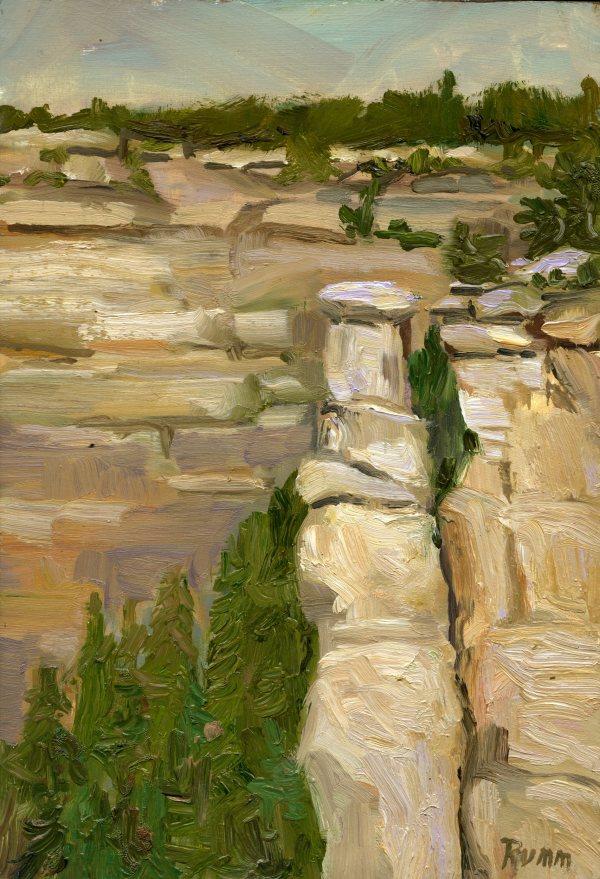 Grand Canyon Study #1