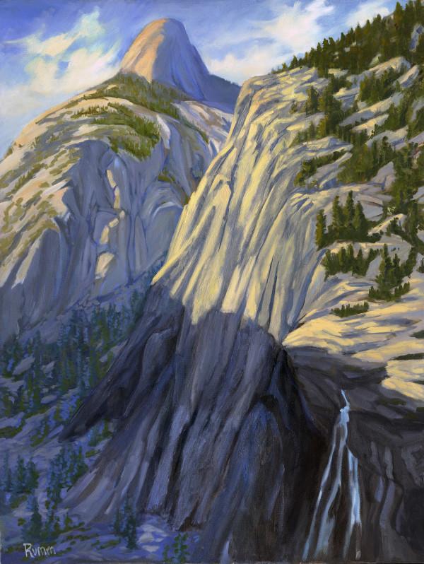 Illilouette Falls (Panorama Trail)