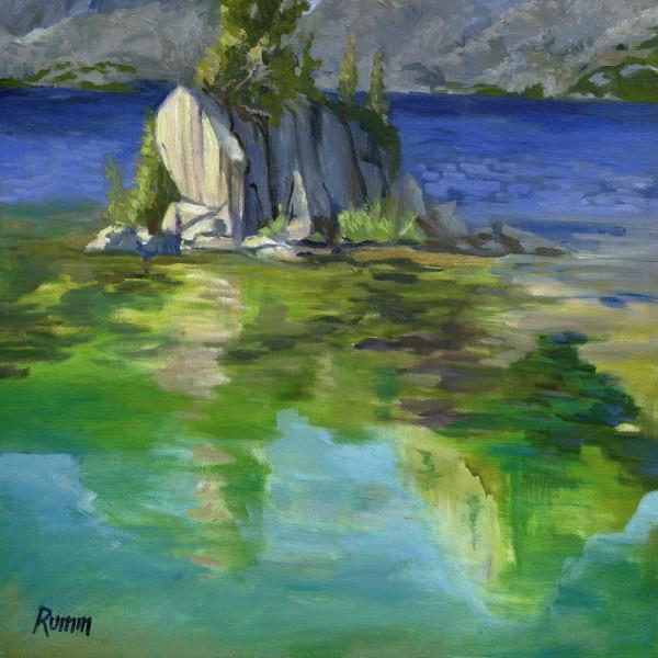 Island, Rae Lakes