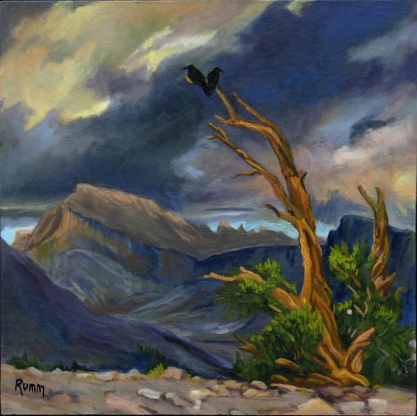 Ravens Roost, Bighorn Plateau