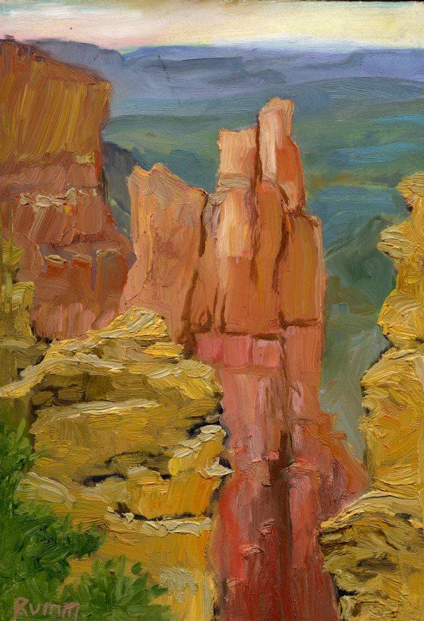 Bryce Canyon Study #3