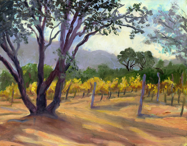 Vineyard #9