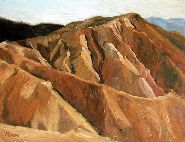 Bare Bones, Death Valley