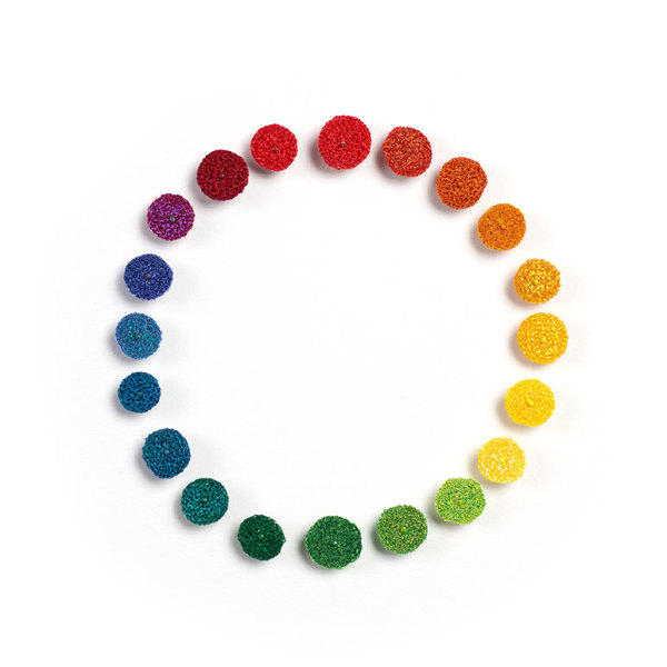 #1 Colour Wheel by Meredith Woolnough