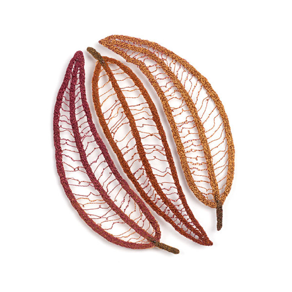 #73 Eucalyptus Leaves by Meredith Woolnough