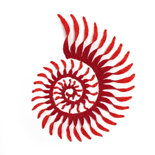 #8 Twisted Spiral by Meredith Woolnough