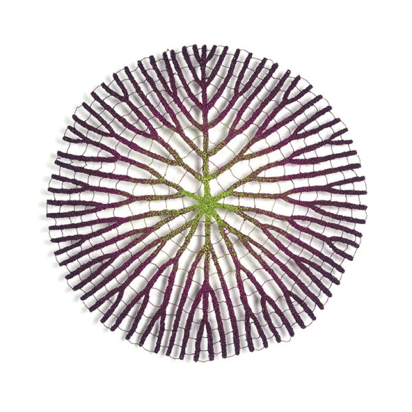 Amazonian Water Lily by Meredith Woolnough