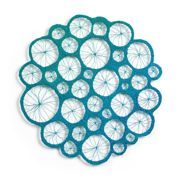Corallite Study #3 by Meredith Woolnough