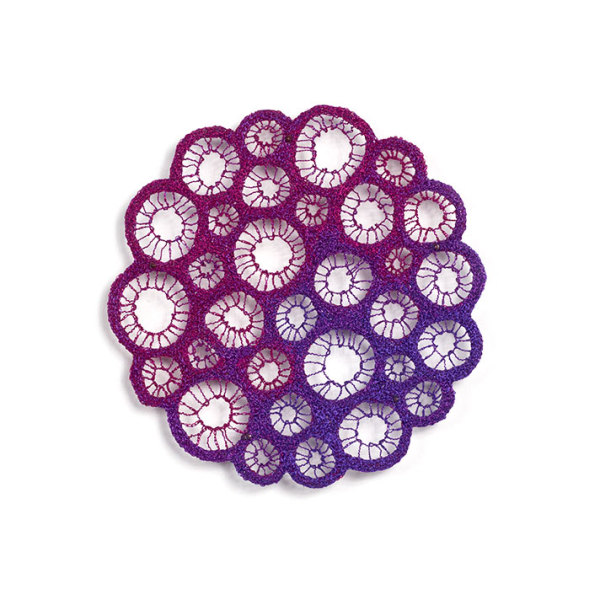 #40 Corallite open cells by Meredith Woolnough