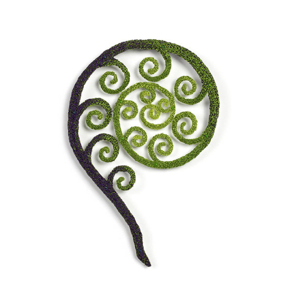 #66 Fern Frond by Meredith Woolnough