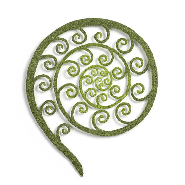Fern Frond by Meredith Woolnough