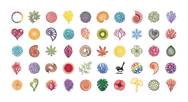 The First 50 - limited edition art print by Meredith Woolnough
