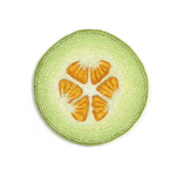 #96 Honeydew Melon by Meredith Woolnough