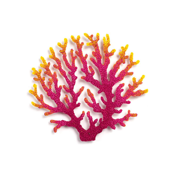 #43 Lace Coral by Meredith Woolnough