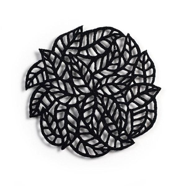 Leaf Design by Meredith Woolnough