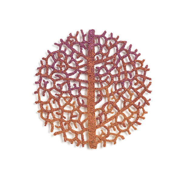 #89 Leaf Vein Study by Meredith Woolnough