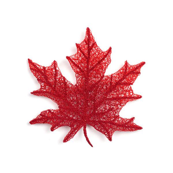 #79 Maple Leaf by Meredith Woolnough