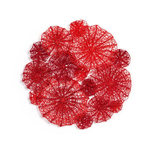 #52 Mushroom Coral by Meredith Woolnough