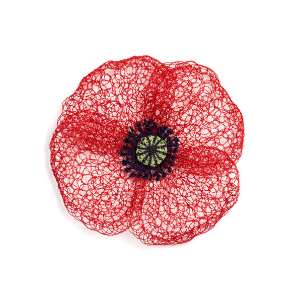 #47 Poppy by Meredith Woolnough